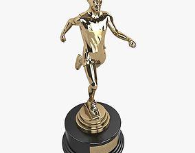 Runner Trophy 3D