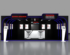 3D Booth 3x6