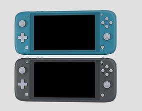 nintendoswitch 3D Nintendo Switch Lite