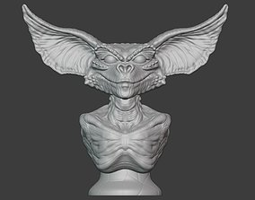 3D print model Gremlin Bust