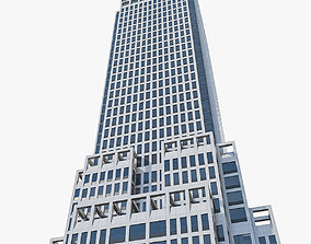 High-rise Office Building 01 3D asset