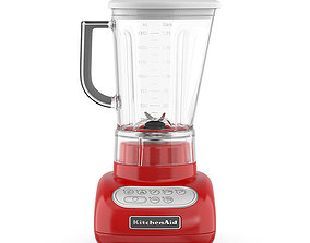 3D model KitchenAid blender