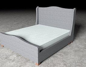Bed P08616 3D model