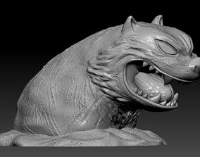 3D print model Bah - Broly - Dragon Ball