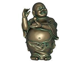 3D printable model 3D model realtime Maitreya