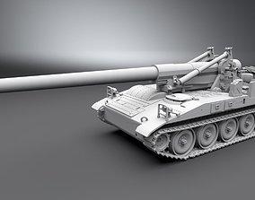 M110A2 Artillery Scale Model