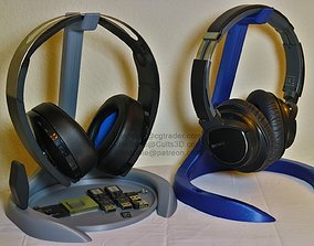 equipment Headphone-Stand 3D printable model