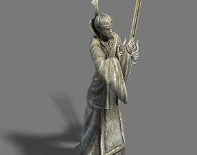 3D defense Shushan - Statue 02