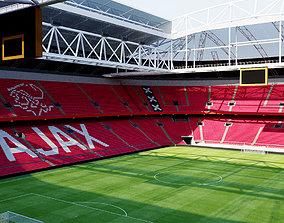 3D Johan Cruyff Arena - Ajax AFC - Amsterdam
