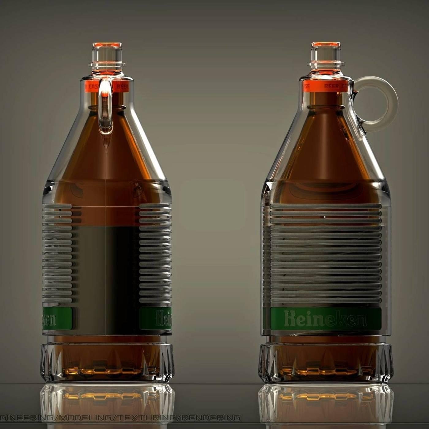 "The device ""Pegas"" + column (for beer bottling)."