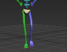 catwalk man 3 3D