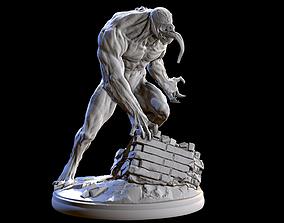 monster 3D printable model Venom