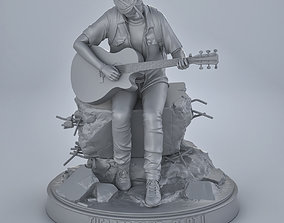 3D printable model Ellie - The Last of Us Part 2