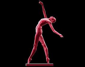 3D printable model Ballerina