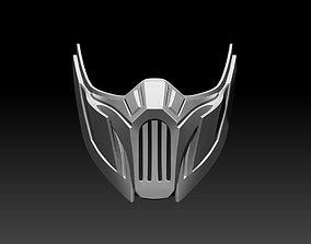Sub Zero mask for cosplay Mortal Kombat 11 MK 3D print 1