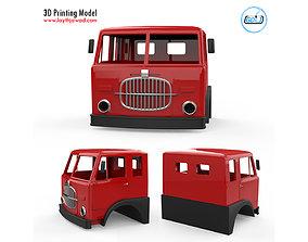 3D print model Fiat 682 N4 Cabin