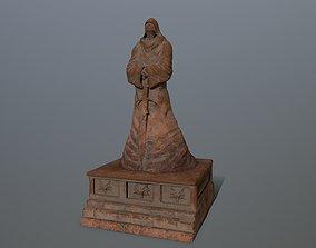 3D asset realtime statue