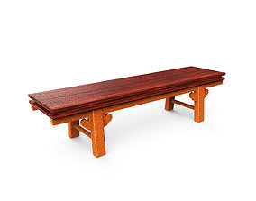 Chinese Bench 3D