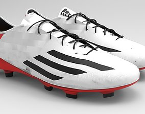 Soccer Cleats Shoes - Football Spikes 3D model