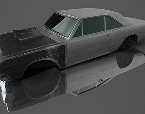 3D asset 1968 DODGE DART SUPER STOCK