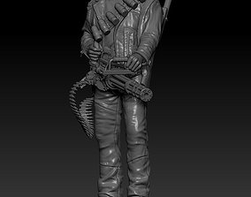 Terminator 2 judgment day 3D printable model