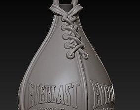 punching bag pendant 3D printable model