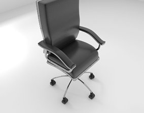 3D model Rotating Chair 2
