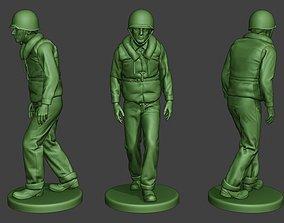 US Navy Sailor ww2 Walk USN1 3D printable model