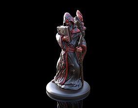 wizard Arcane Wizard 3d Printable miniature
