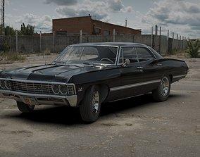 3D Chevrolet Impala 1967 Hardtop