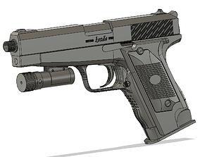 3D printable model Resident Evil 4 - Silver ghost