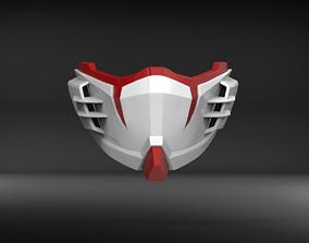 3D printable model FortuneV1 Custom Mask Fan Art