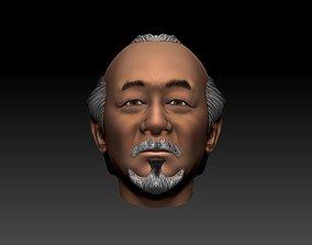 Mr Miyagi -Pat Morita -Printable