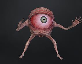 3D model Eye Man