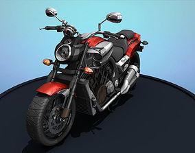 3D model super Yamaha V-Max