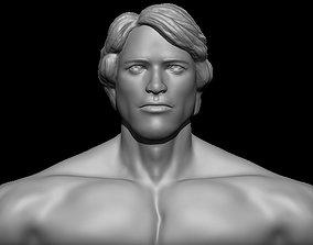 3D print model Arnold bust