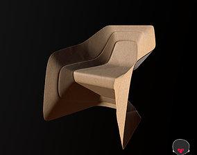 Hemp Chair by Werner Aisslinger 3D model