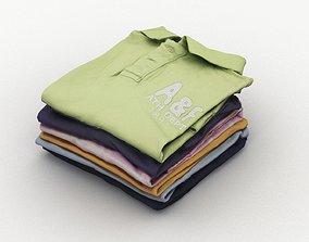 Polo Shorts 002 3D