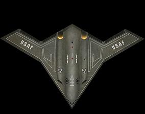 3D model AirPlane Bomber