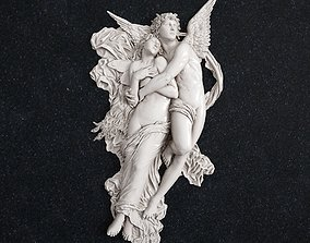 Cupid and psyche 3D print model printable
