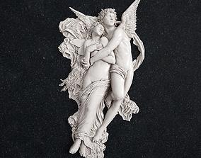 3D print model Cupid and psyche