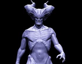 Pazuzu 3D printable model