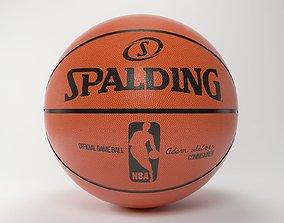 Basketball 3D model sport