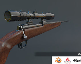 Winchester Model 70 realtime