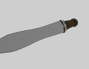 Gladius LP 3D model