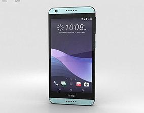 HTC Desire 650 Dark Blue 3D