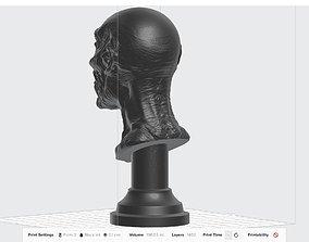 Demon Crypt Bust 3D printable model