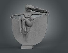 Sky Girl 3D printable model