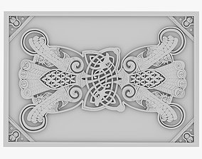 Celtic Ornament 13 3D model