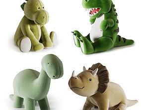 3D model Plush Toys 03